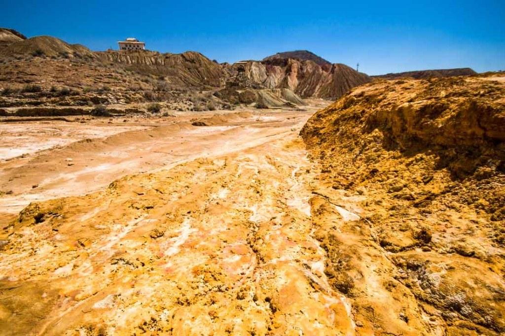 minas abandonadas de mazzarron