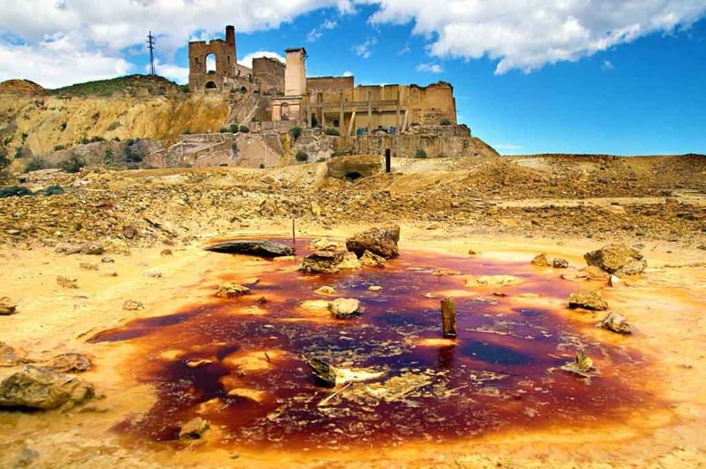 Imprescindibles de Mazarrón minas de mazarron en la costa calida españa