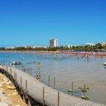 Playa de Levante de Salou, más que una playa