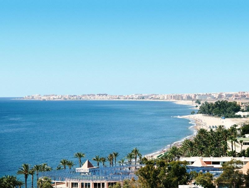 Playa De Aguadulce Gu A De Roquetas Costa De Almer A