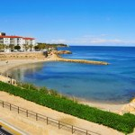 Playa de l'Alguer en l'Ametlla de Mar