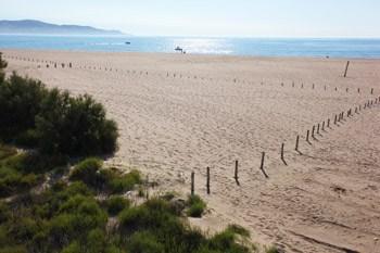 Playa Can Comes empuriabrava