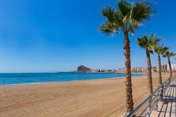 Playa de Levante de Águilas Costa Cálida