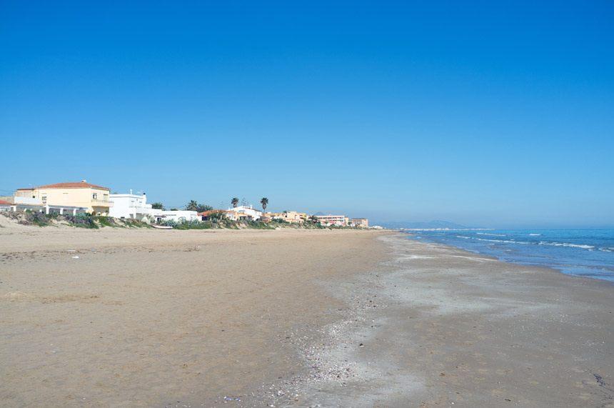 Playa de les Deveses Denia