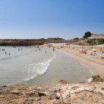Playa Sant Jordi en l'Ametlla de Mar