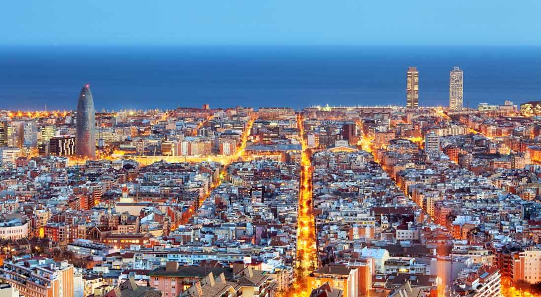 Imprescindibles de Salou vista de la ciudad de barcelona