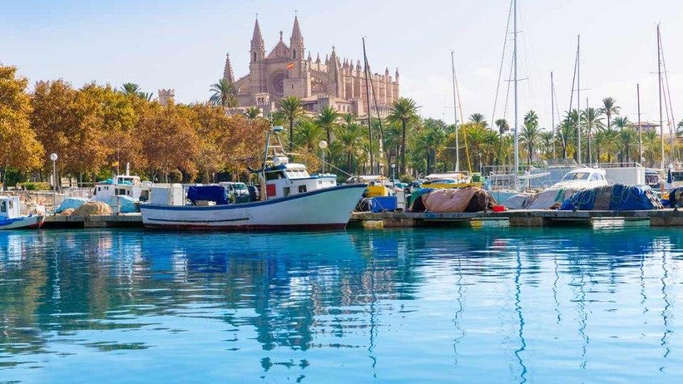vista-catedral-de-mallorca-desde-el-puerto