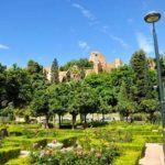 Parque de la Alameda o Parque de Málaga
