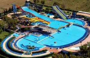 Aquatic Park Aguamar, Ibiza