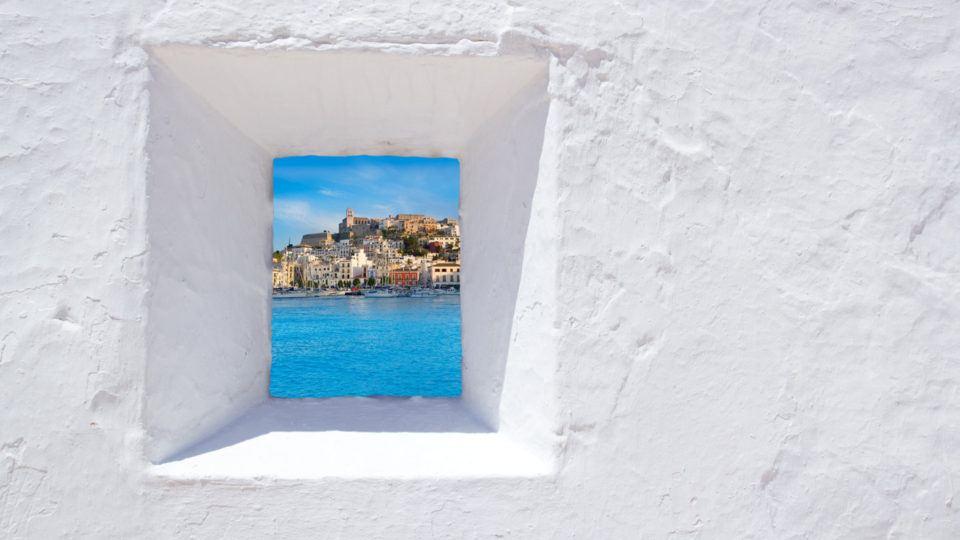 Beautifull-panoramic-view-Ibiza-Town