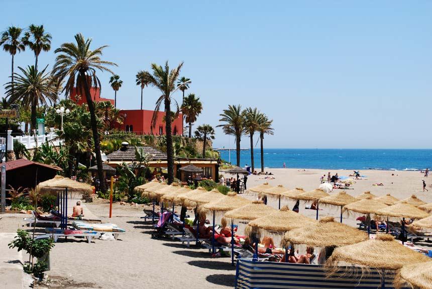 Bil bil beach benalm dena costa del sol what to do and - Fotos de benalmadena costa ...