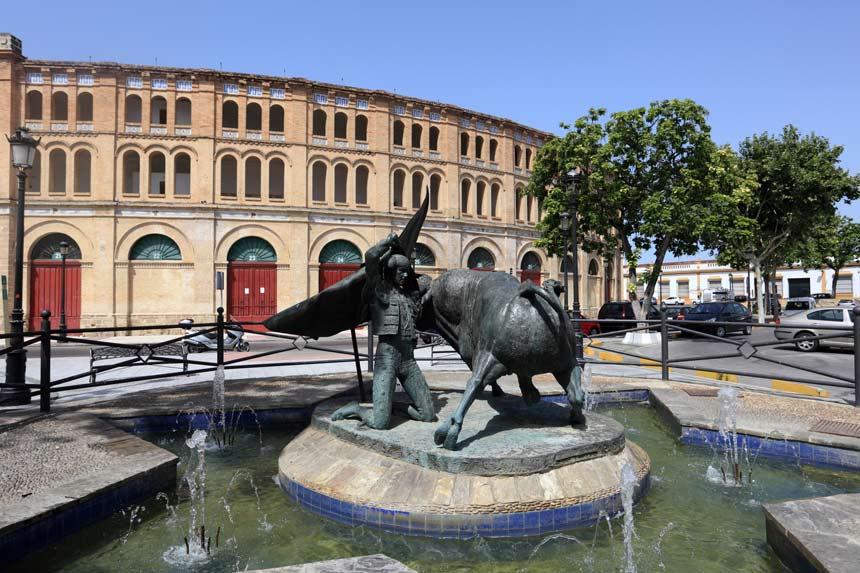 Bullring El Puerto de Santa Maria, Cadiz (3)