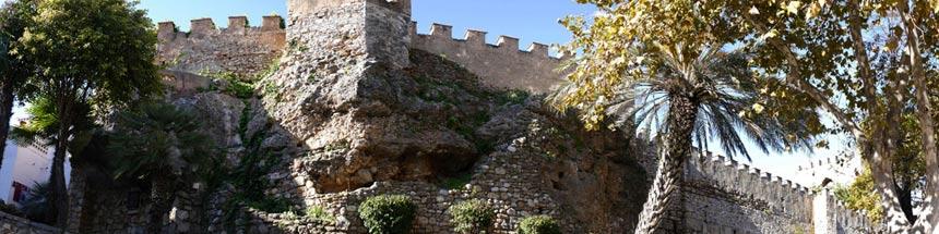 Citadel-and-Murallas-de-Marbella,-costa-del-sol