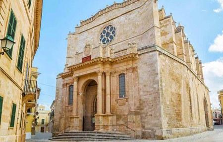 Ciutadella-de-Menorca-Cathedral-Balearic-Island