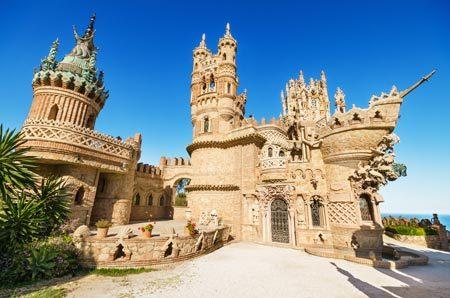 Castillo de Colomares , Benalmadena