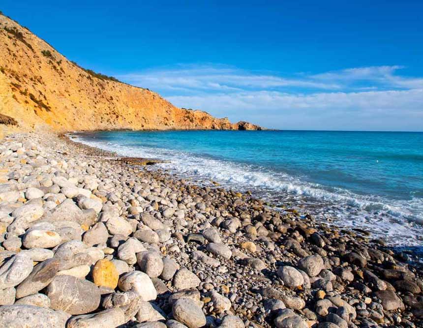 Es-Jondal-beach-in-Ibiza