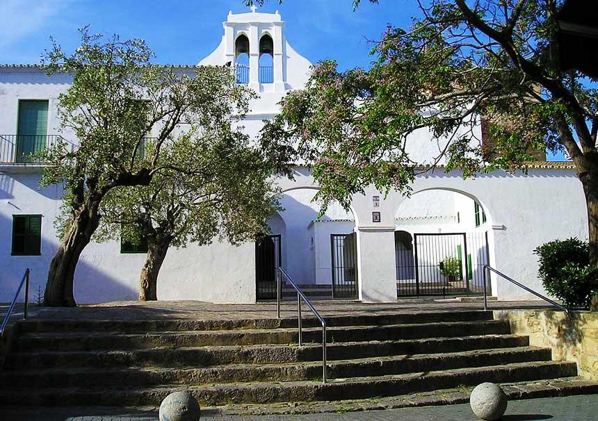 Iglesia San Antoni in Ibiza