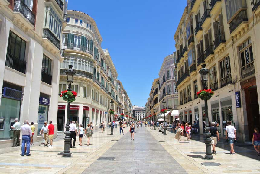 Results images for calle larios malaga