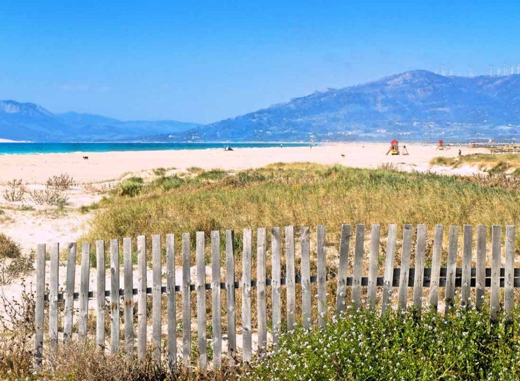 Los Lances beach in Tarifa (1)