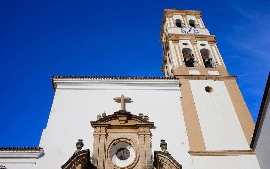 Greater church of the Encarnacion