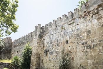 Marbella Alcazaba fortress l walls