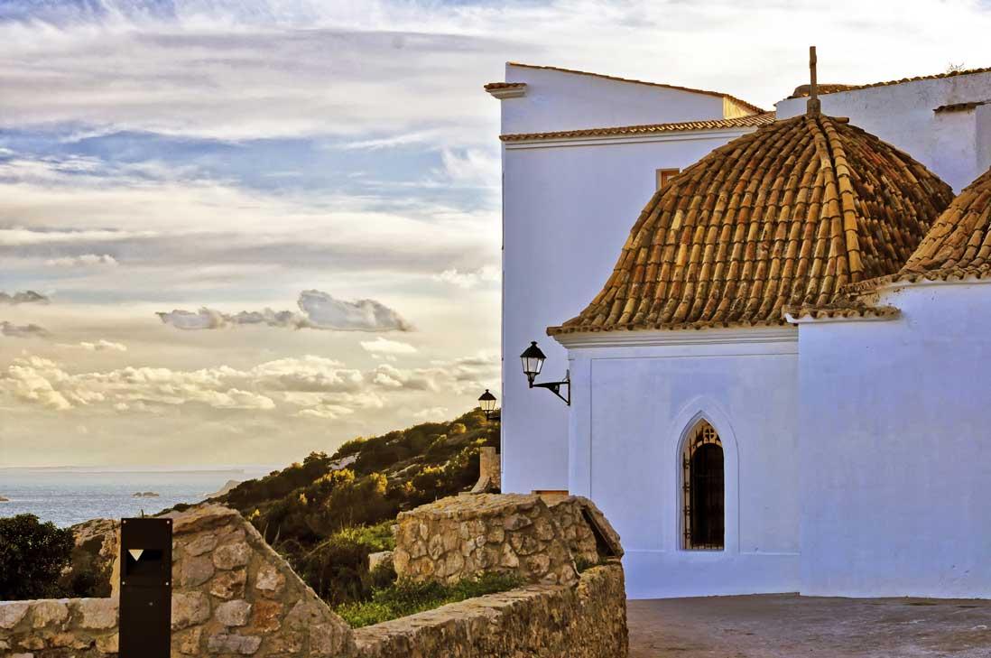 Monastery -Santo-Domingo,-Dalt-Vila,-Ibiza