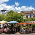 Plaza de los Naranjos  (Square of the Orange Trees)