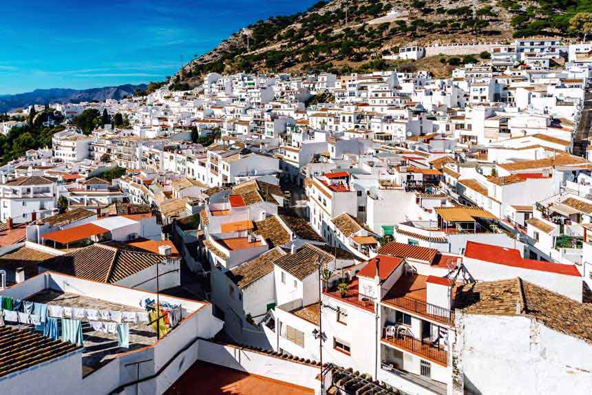 Mijas spain a charming village what to see and do - Costa muebles mijas ...