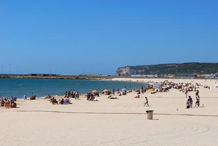 Playa del Carmen beach in Barbate
