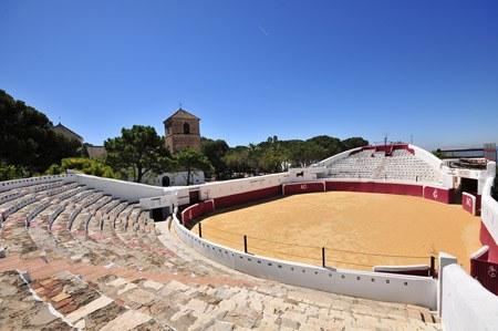 Bullring of Mijas - Plaza-de-Toros-Mijas,-costa-del-sol