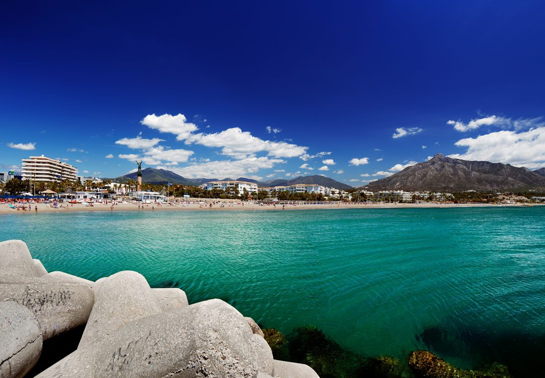 Puerto Banús beach, Marbella, Spain - What to do and see ...