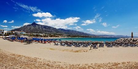 Best Beach Between Malaga And Marbella