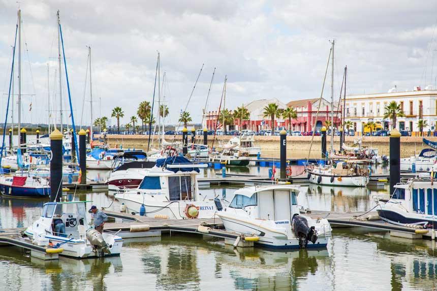 Puerto-de-Ayamonte-en-Huelva
