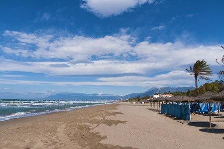 Real Zaragoza beach