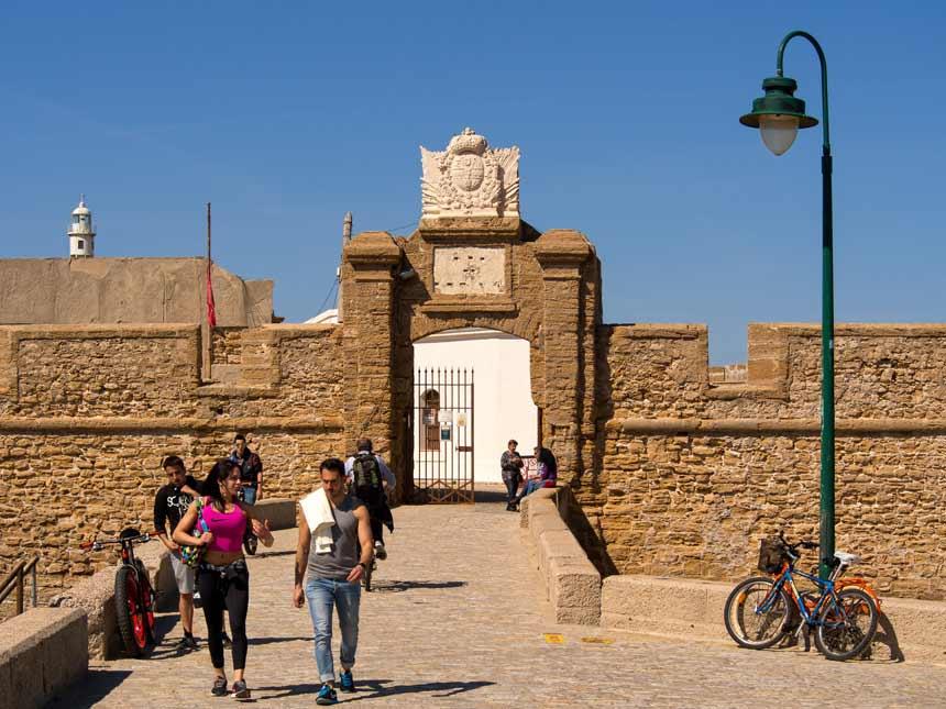 San-Sebastina-Castle-in-Cadiz-costa-de-la-luz