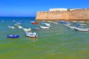 Santa Catalina Castle, Cadiz