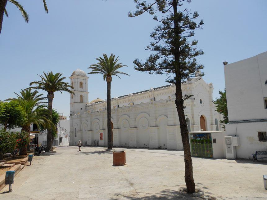 Santa-Catalina-square-Conil-de-la-Frontera