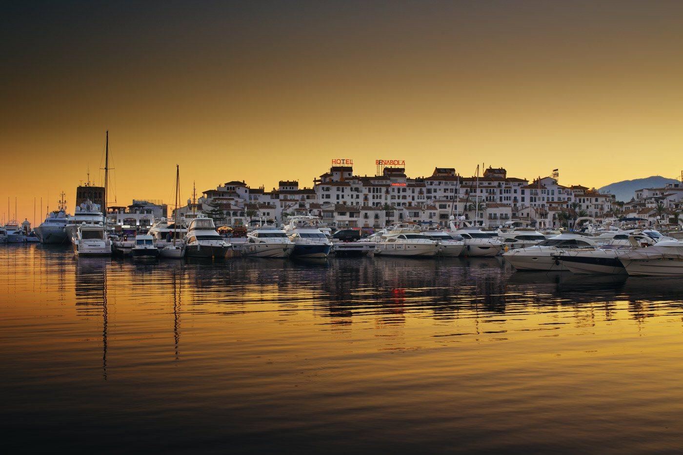 Costa del sol tripkay for Puerto banus costa del sol