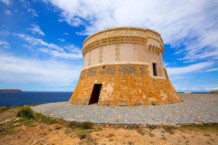 Torre-de-Fornells-defensive-tower-in-Menorca-II