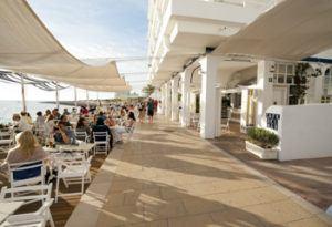 Cafe del mar en Ibiza