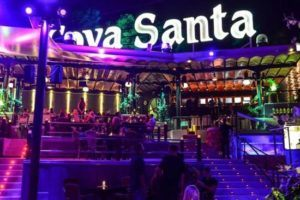 Restaurant cova santa Ibiza