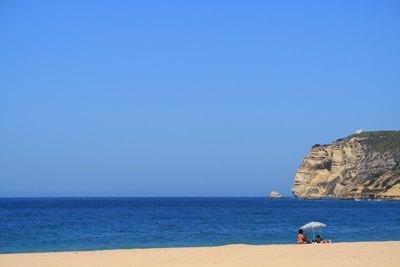 playa hiervabuena en Barbate