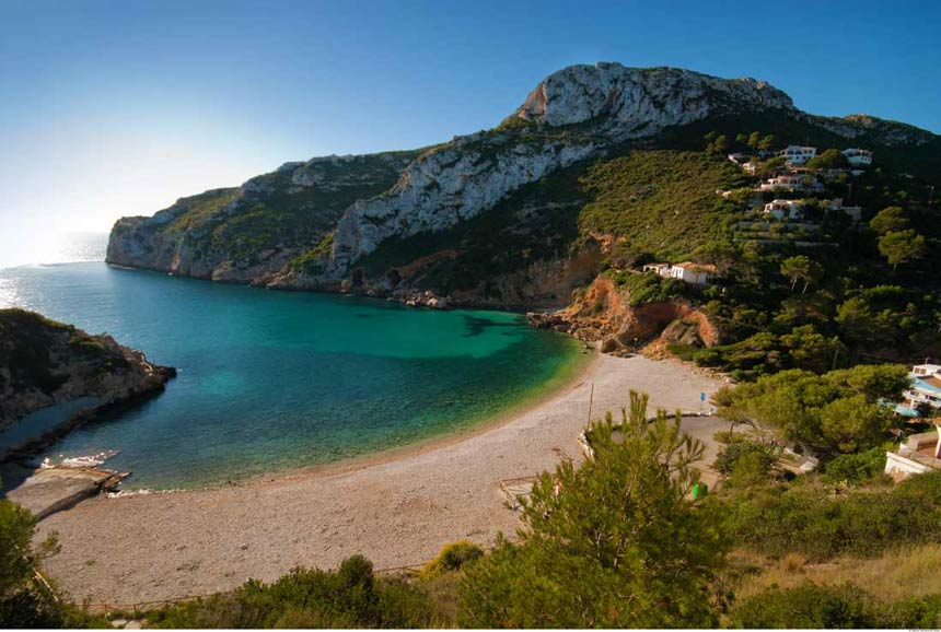 Granadella Beach Best Things To Do In Javea Tripkay Guide