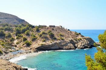 La Almadrava Cove