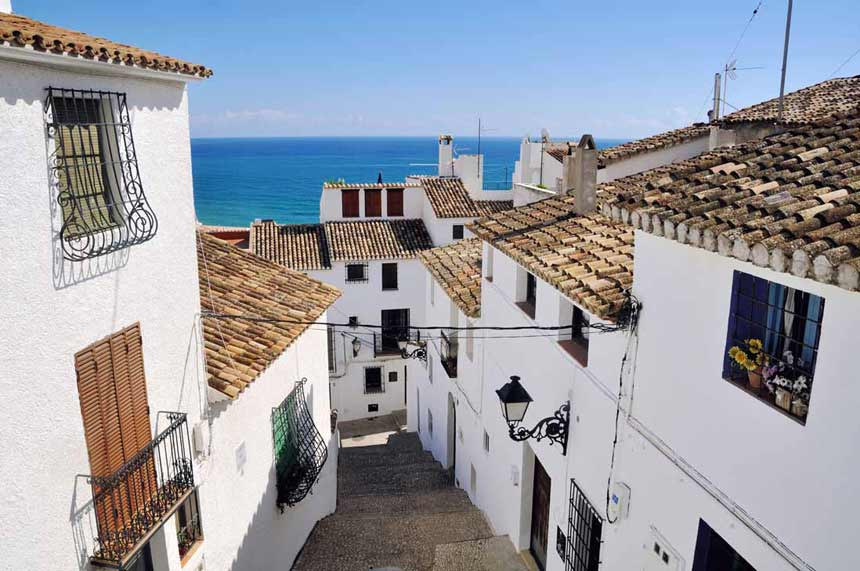 Highlights of Altea Old-town