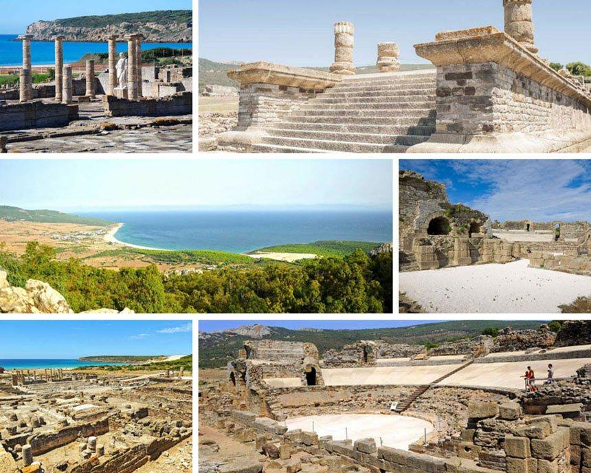 Archaeological-site-Baelo-Claudia-in-Tarifa