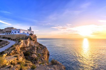 Albir Lighthouse in Altea