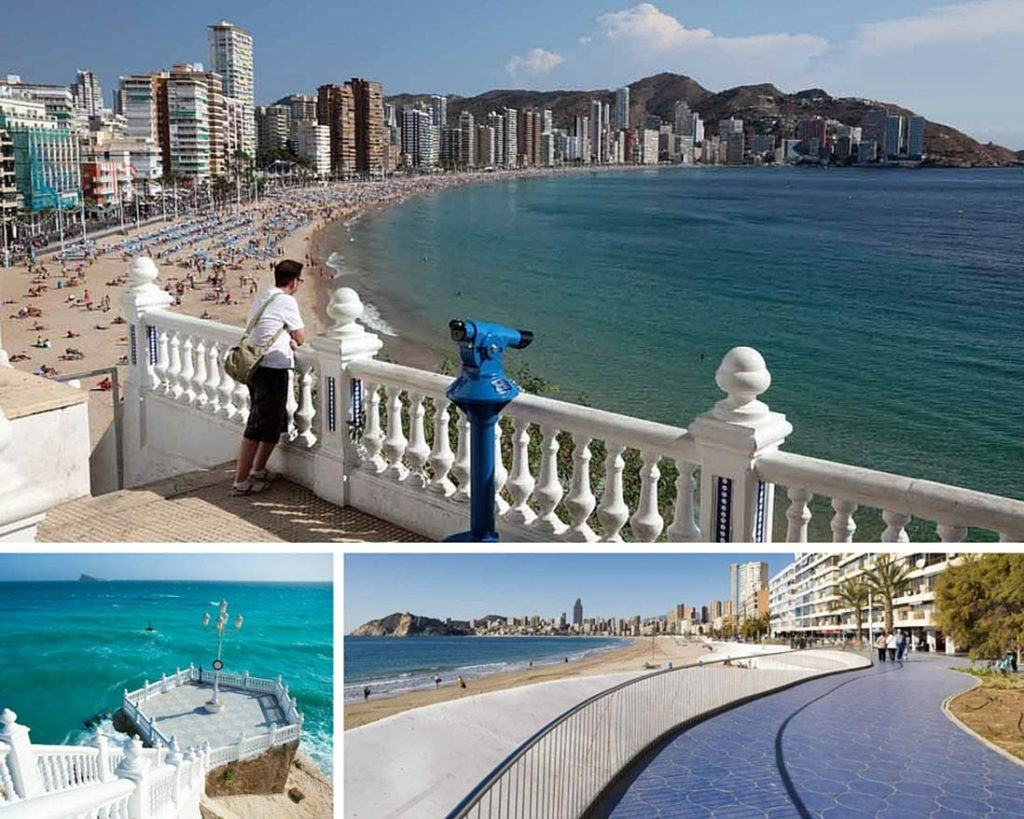 Benidorm beaches