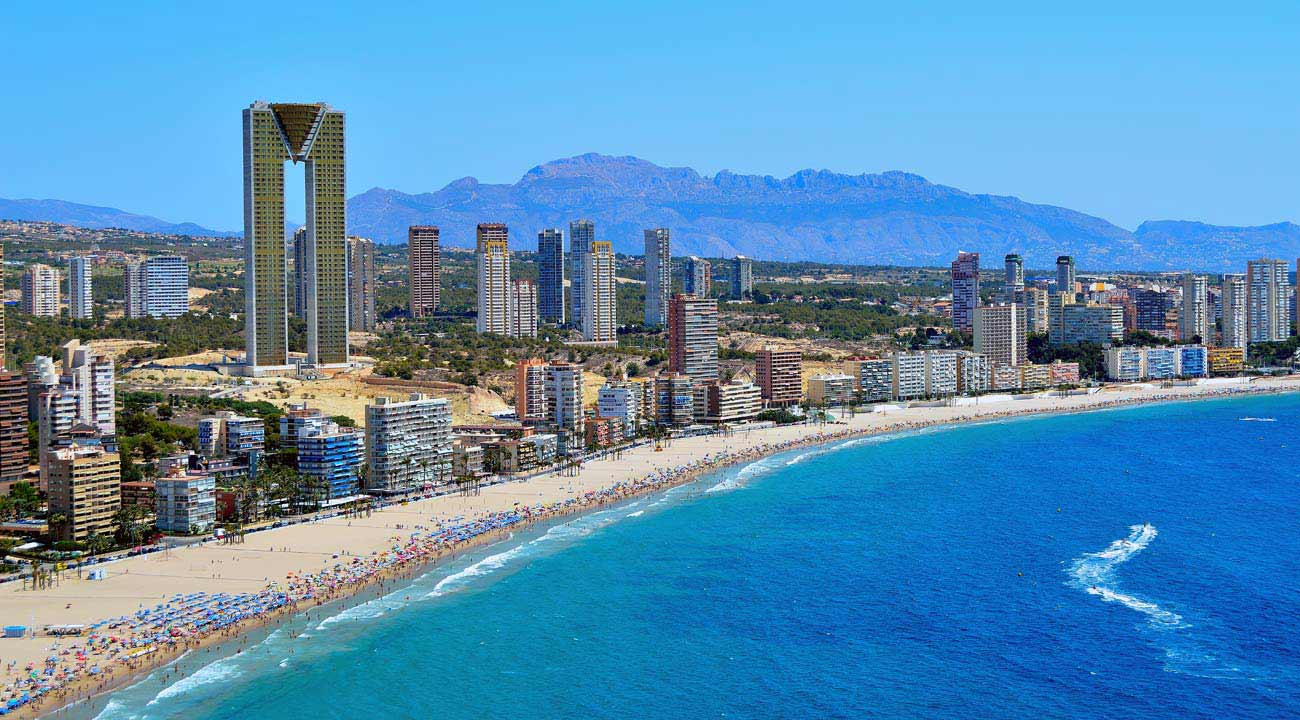 Poniente Beach Hotels