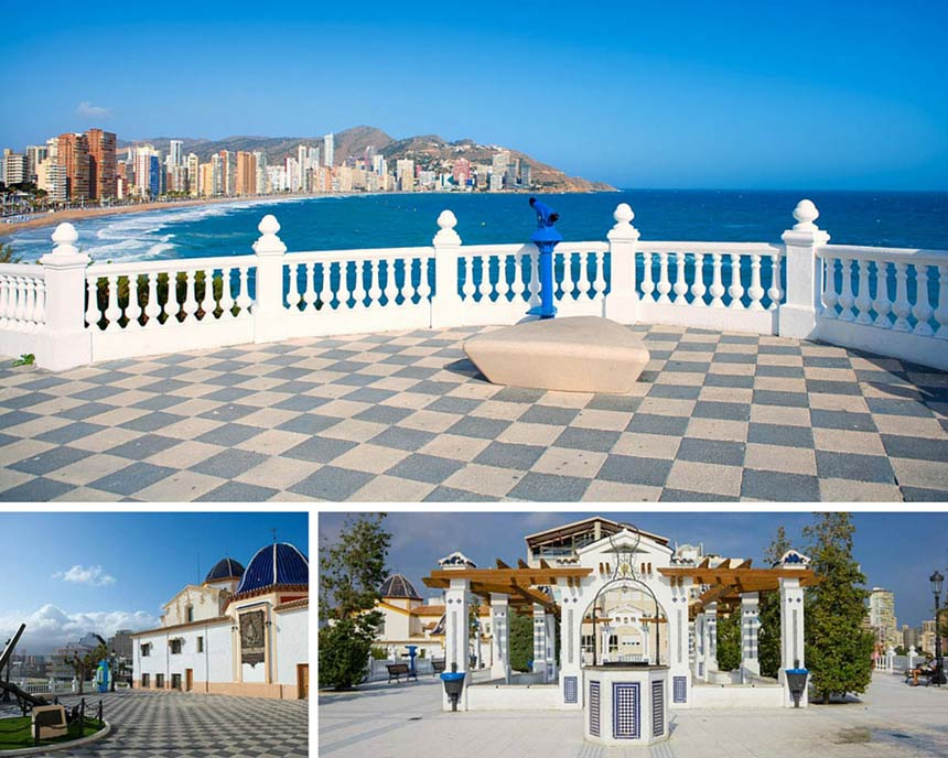 The Castle Viewpoint Best things to do in Benidorm Tripkay